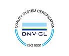 Quality System Certification DNV GL